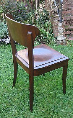 Richard RIEMERSCHMID Hellerau Chair Deutscher Werkstatten Art Nouveau Jugendstil 10