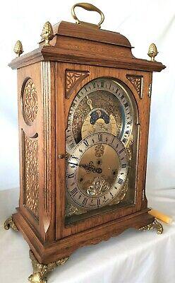 Christiaan Huygens Clock Rare Planisphaerium Automaton Triple Chime Dutch 8
