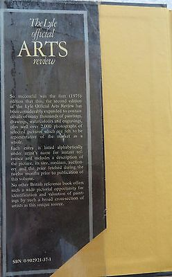 Vtg Book The LYLE official ARTS review 1976 by TONY CURTIS price guide Antique 4 • CAD $18.81