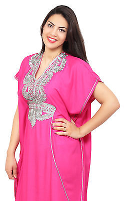Moroccan Caftan Women kaftan Arabian Beach Dress Fancy Abaya Middle East Africa 3