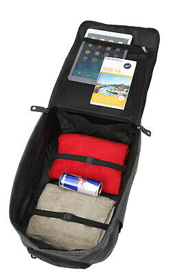 Handgepäck Rucksack Trolley Worldpack Reisetasche Weekender 30328-0100 Schwarz 3