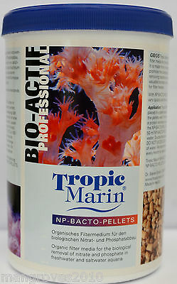Tropic Marin NP Bacto Pellets 1000ml Bio Nitrate and Phosphate Remover 2