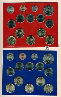 2010 U.S. Mint Set with 28 Philadelphia & Denver Uncirculated Mint Coins (OOAK) 2