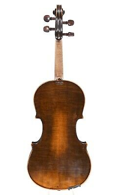 Late 18th century French violin by Pierre Marchal                 (old, antique) 2