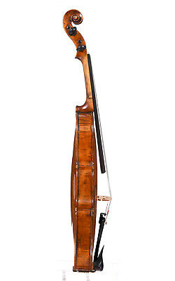 Historic violin by Johann Christoph Merz, Klingenthal 1826   (old, antique 3