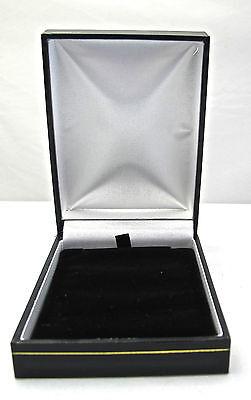 Smoky Brown Quartz Bezel 15mm Round Gemstone Gold Filled Necklace 6