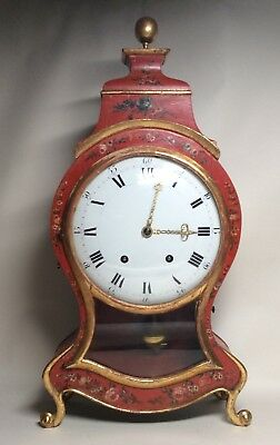 Large Late 18th Century Swiss/South German 1/4 Repeater Quarter Bracket Clock 4