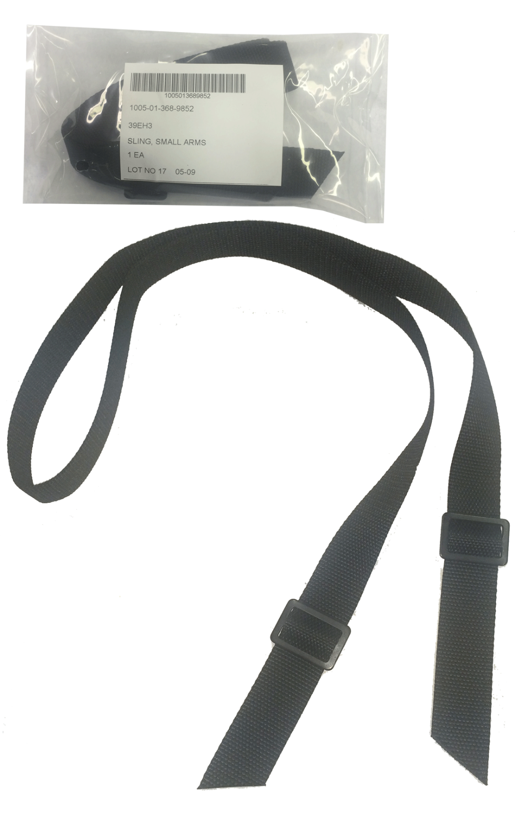 COLT Rifle US Military Issue 2 Point Rifle Sling NSN:1005-01-368-9852 NEW 3