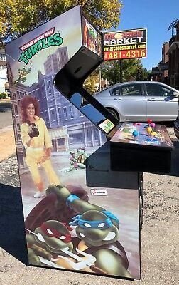 KONAMI TEENAGE MUTANT Ninja Turtles Arcade Game (TMNT)- New 27