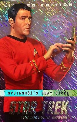 Star Trek Original Series (TOS) Coin Pusher Single Cards Tribbles, Dave & Buster 8