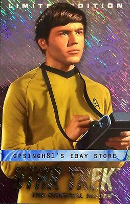 Star Trek Original Series (TOS) Coin Pusher Single Cards Tribbles, Dave & Buster 10