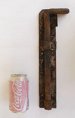 Antique Door Slide Latch Bolt Lock 9