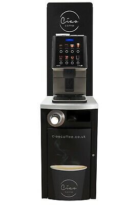 Coffee To Go Drinks Station - Brand New Commercial Coffee Machine Bean To Cup 2
