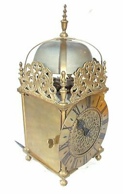 Hook and Spike Lantern Clock in Manner of Antique 16th / 17th Lantern Clock 2