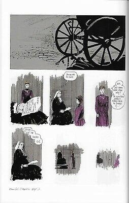 FROM HELL MASTER EDITION #2 by Alan Moore & Eddie Campbell 2