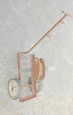 alter Waagen Wagen Handwagen Bastler antik Blitz Schlauchwagen ?? 3