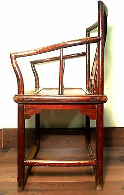 Antique Chinese Ming Arm Chairs (5293), Circa 1800-1849 10