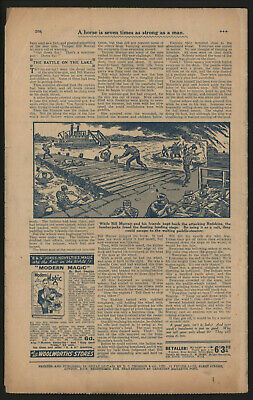 Adventure 1034. Classic Boys' Paper Issue From Significant Collecton 3