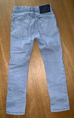Gorgeous Boy's Cotton Designer Jeans.. By Scotch Shrunk & Soda Age 6 - LOOK! 👀! 2