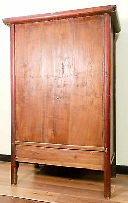 """Antique Chinese Ming """"MianTiao"""" Cabinet (5021), Circa 1800-1849 11"""