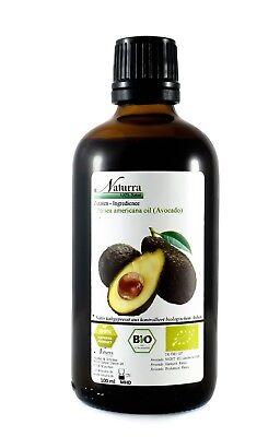 Bio Avocadoöl nativ kaltgepresst -DIY- + veredelt mit einem weiteren Bio Öl Wahl 2