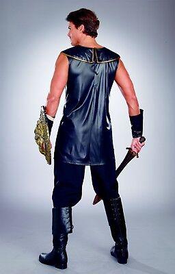 fa0ae020b14 SEXY DREAMGIRL ADULT Men's Halloween Deadly Warrior Roman Gladiator Costume