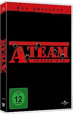 A-Team - Season/Staffel 1 - 5-DVD-BOX-NEU-OVP