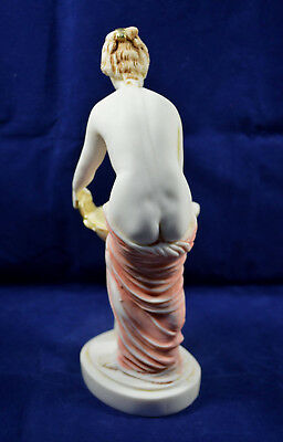 Hestia statue ancient Greek Goddess of the family and the state handpainted 4