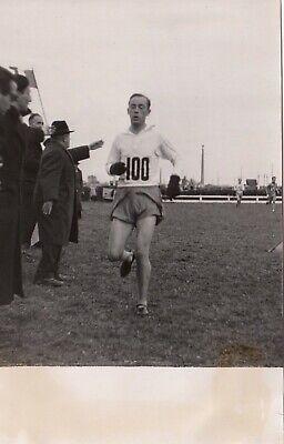 Athletisme, Rochard 4 Photos argentiques 1938/42/ ©Photoreportage Trampus 7