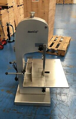 Bone Saw, Commercial butchers band saw, large table top machine, top quality 6