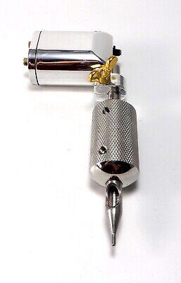 TATTOO LUXUS KOMPLETTSET Tattoomaschine Hammer ROTARY IG-7g INKgrafiX® SET PROFI 5