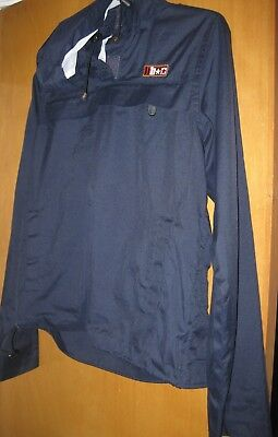Kid's 2 Anorak style jackets. bothNavy, suit 6/7 yr olds. One never used. 3