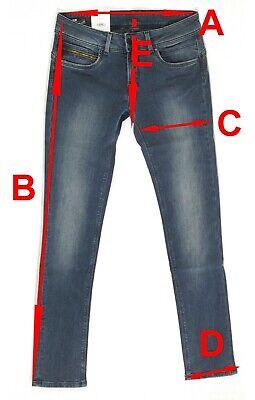 Brooke Fit W L Jean Bleu 24 Pepe New 32 Pl200019cd62 Jeans Slim Femme TFcJlK1