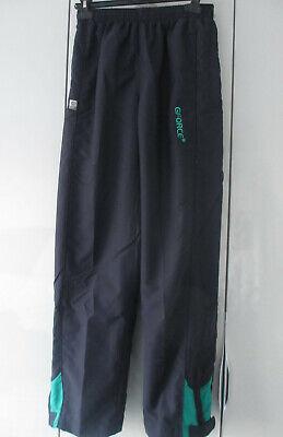 Bnwot Gforce Teamwear Navy/Jade Tracksuit Pants  27 2