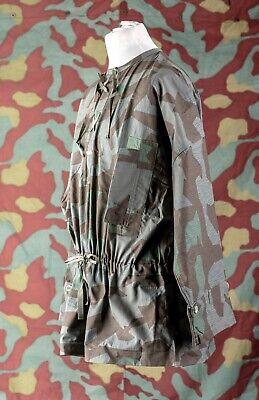 German WW2 Camo Smock Heer Smock M40 Camouflage German Splinter