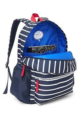 GAP KIDS BOYS GIRLS SENIOR BACKPACK LUNCH BAG BOX SCHOOL BLUE SHARK NEW