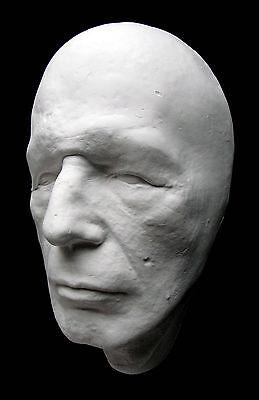Leonard Nimoy Life Mask from 1975 Don Post Studios Spock Mask not Kirk 75 Myers 2
