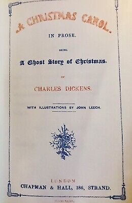 A Christmas Carol by Charles Dickens Deluxe Hardcover Collectible Slipcase 9
