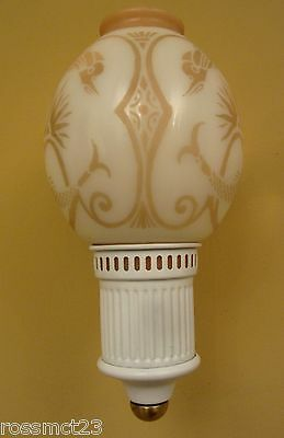 Vintage Sconces matched pair 1930s Lightolier wall lights 2