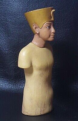 Mannequin of TUTANKHAMUN accurate reproduction figurine 2
