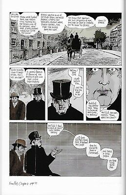 FROM HELL MASTER EDITION #2 by Alan Moore & Eddie Campbell 4