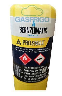 BOMBOLA CARTUCCIA PRO MAX ( MAP PRO ) 400 gr. x SPIT FIRE e TURBO SET 110 200 2