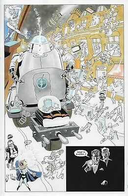 League of Extraordinary Gentlemen THE TEMPEST #4 by Alan Moore & Kevin O'Neill