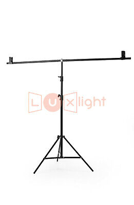 Backdrop Support | T Stand & Crossbar Background Kit | Photography T-Bar Vinyl 3