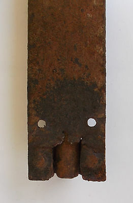 Antique Door Slide Latch Bolt Lock 6