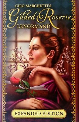 Lenormand Karten - GILDED REVERIE von Ciro Marchetti  Expanded Edition