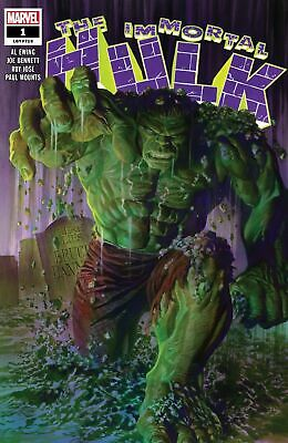 IMMORTAL HULK #1 2 3 4 THRU 15 + 1st PRINT MULTIPLE PRINTINGS CHOICE 2018 NM- NM 2