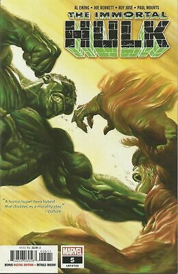 IMMORTAL HULK #1 2 3 4 THRU 15 + 1st PRINT MULTIPLE PRINTINGS CHOICE 2018 NM- NM 6