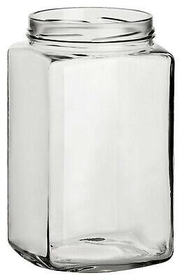 50 Sturzgläser 167ml silber Marmeladengläser Einmachgläser Einweckgläser Glas