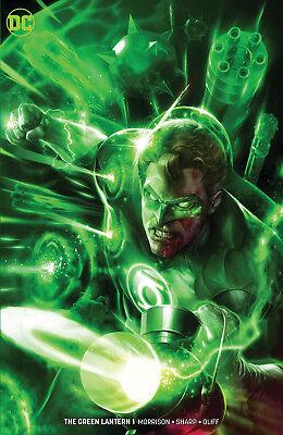 Green Lantern 1 DC Francesco Mattina Trade + Minimal Virgin Variant (11/07/2018)